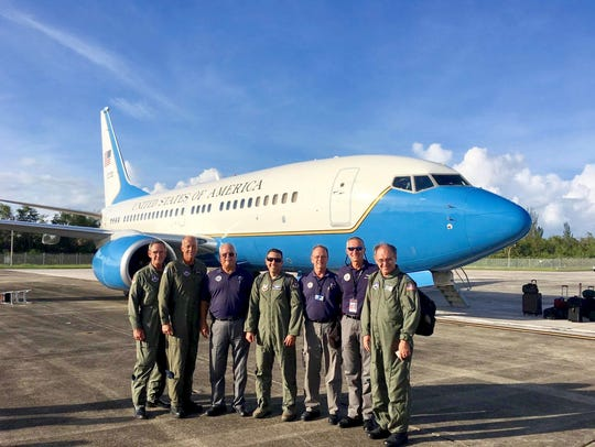 SER-PR-1: Members of the Southeast Region team traveled