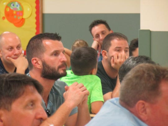 At the WATCH D.O.G.S. launch, dads learned about all