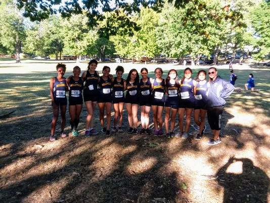 Belleville cross-country