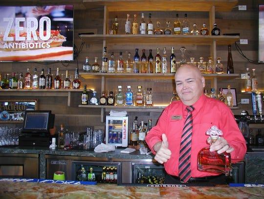 Que Pasa Mexican Café and bar in Visalia is home of