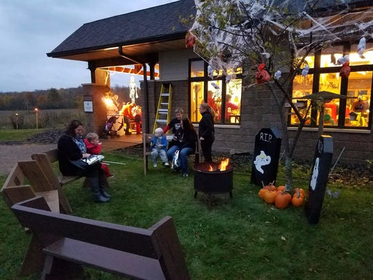 The Mead Wildlife Spooktacular & Food Drive takes place