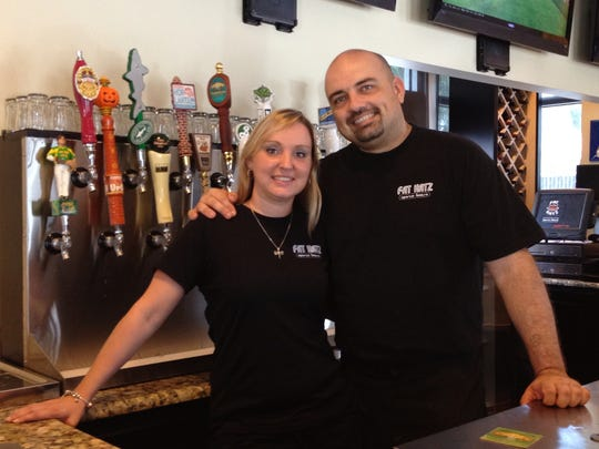 Krista and Gregg Buell opened Fat Katz in south Fort Myers in 2013.