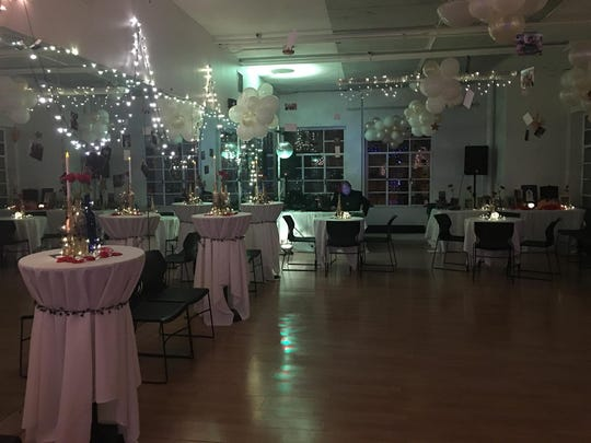 Party spaces abound at the Des Moines Social Club.