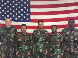 Earle C Clements Job Corps Students Entering Into U S Military