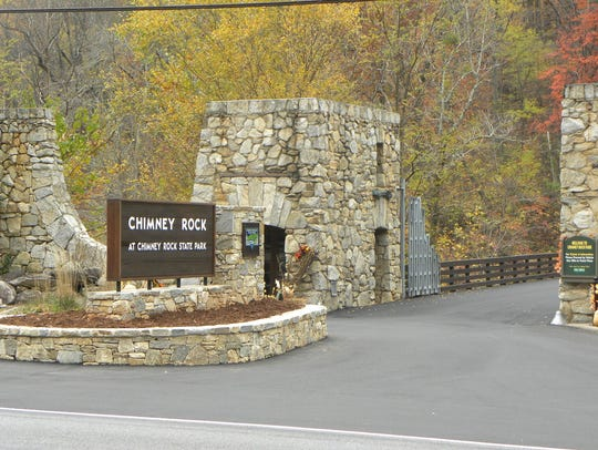 Chimney Rock State Park will host a First Day Hike