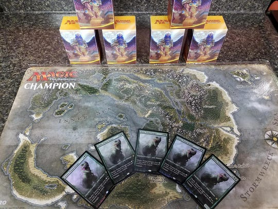 An Ixalan Store Championship Tournament will take place