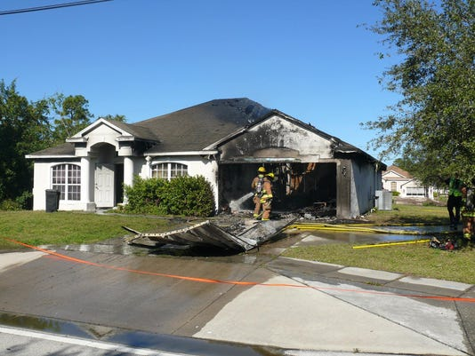Port St. Lucie house fire