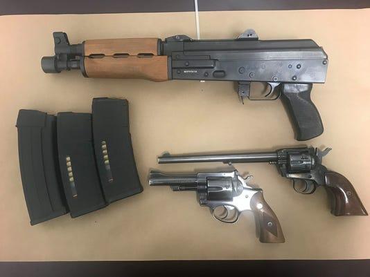 POP arrests firearms.jpg