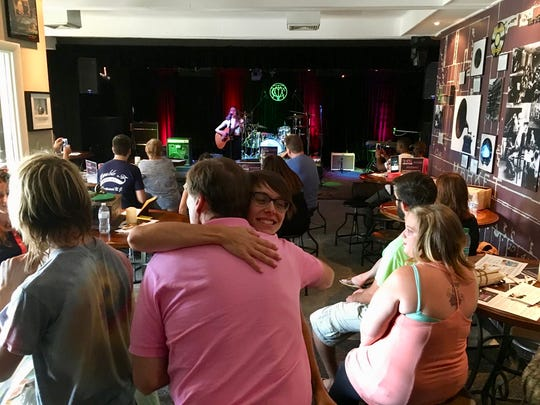 R(ev)ival Addiction Benefit Concert is an alcohol-free event supporting two non-profits providing addiction  services in South Jersey. This photo is of the 2016 concert event. The 2018 concert is set for Jan. 27.