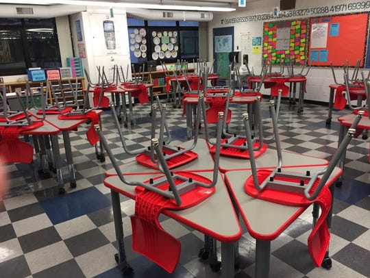 Schools have also used enhancement millage funds on