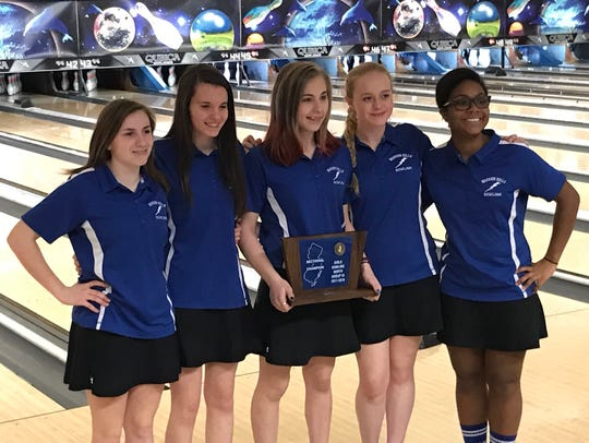 Warren Hills won its fourth straight sectional title