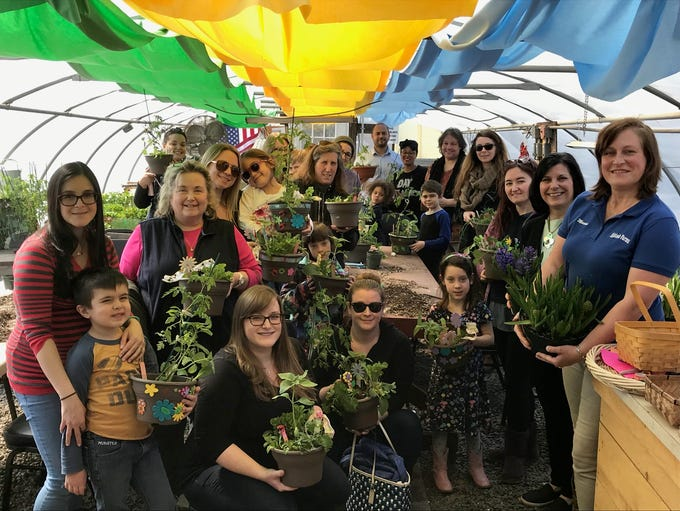 "Horticultural Therapy ""Peaceful Planting"" workshop"