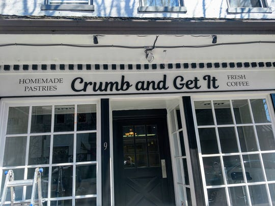 Crumb and Get It will open on April 9 at 9 Carlisle St. in downtown Hanover.