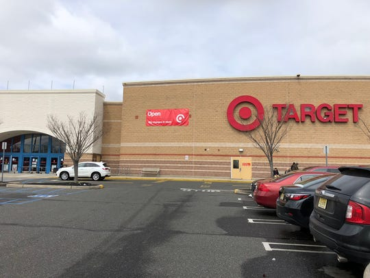Target is in the middle of renovating its Ocean store.