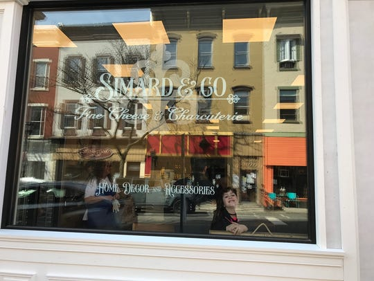 The newly opened Simard & Company in Nyack.