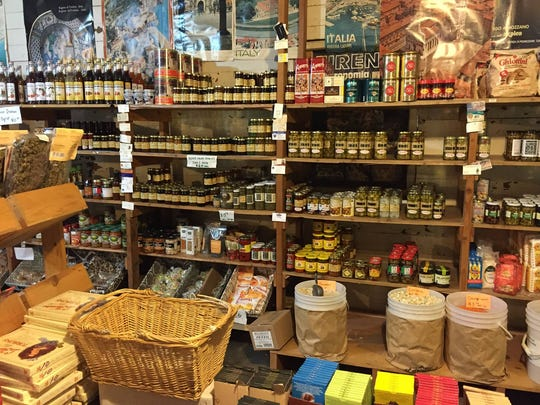 Family-owned Napa Valley Olive Oil company in St. Helena, Calif., open since 1931, offers local olive oils and vinegars, plus dry goods, meat and cheese imported from Italy.