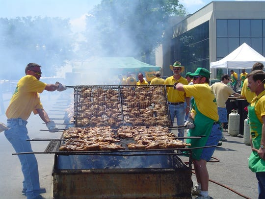 The International Bar-B-Q Festival takes place in Owensboro this Friday and Saturday. Expect lots of food and fun.