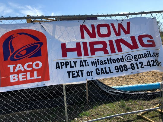 Taco Bell is opening soon in Lacey.
