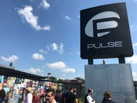 Temporary Pulse memorial opens to public in Orlando; design of permanent one in works