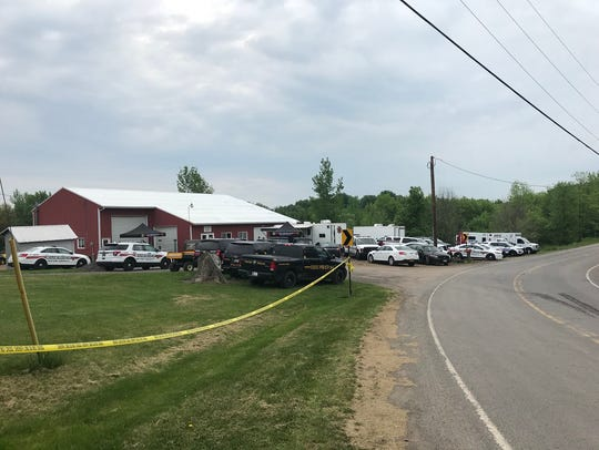 Wayne County sheriff and State Police resume the search