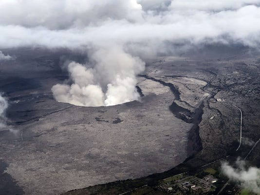 usgs warns not to roast marshmallows over volcano vents