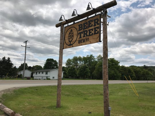 Beer Tree Brew Co. is located on 197 Route 369 in Port