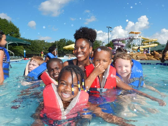 Splash-tastic fun at Liberty Lagoon