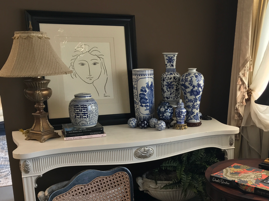 """Jambalaya's concept as """"one-part custom furniture store, one-part vintage finds and two-parts fun"""" where clients can find a ready-to-shop collection that ranges from the brand new to the lovingly curated vintage."""