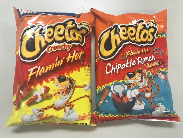 Hot Cheetos, Takis send hundreds of Memphis kids to the