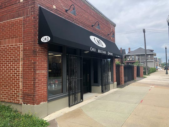 Vegan coney restaurant Chili Mustard Onions is open in Detroit's Brush Park area.