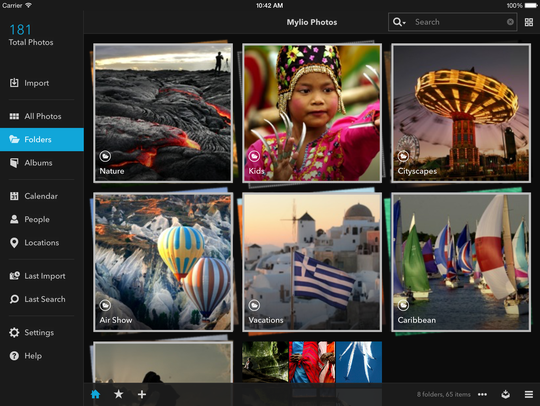 Mylio is a new image management app that taps into