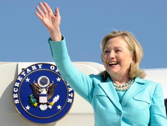 In this June 10, 2011, file photo, then-secretary of