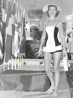 Robinson's at The Desert Inn c. 1955.