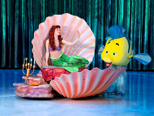 See your favorite Disney princesses March 30.