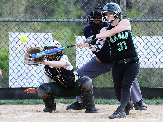 Badin at McNicholas Fast Pitch
