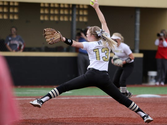 Henrietta's Kagen Campbell earned District 8-3A Co-MVP