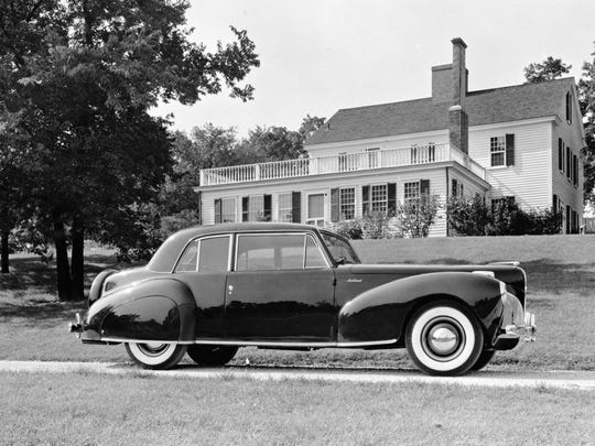 The 1941 Lincoln Continental. After all these years, the Lincoln brand continues to play a key role in Ford earnings.
