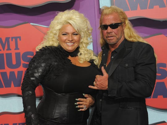 "Beth Chapman and Duane ""Dog"" Chapman of ""Dog the Bounty Hunter"" will attend Bubba Fest in Pigeon Forge."