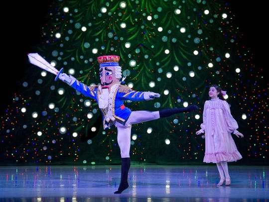 """There is a sale on tickets to the December performances of Nashville Ballet's """"Nashville's Nutcracker."""""""
