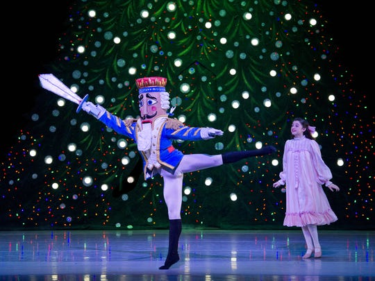 "There is a sale on tickets to the December performances of Nashville Ballet's ""Nashville's Nutcracker."""