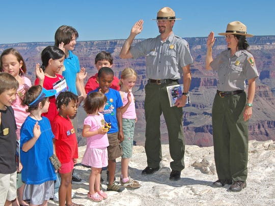 Grand Canyon Junior Ranger Program.