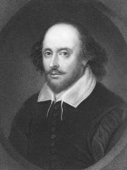 Six local readers take on Shakespeare to celebrate the bard's birthday April 24 at Cassiopeia Books.