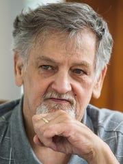 Otto Daube of Cornwall talks about an elderly Cornwall