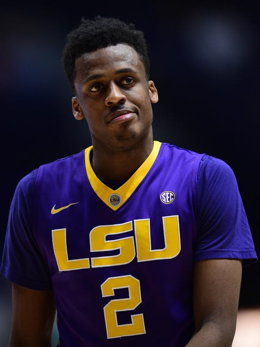 NCAA Basketball: SEC Tournament-Louisiana State vs Texas A&M