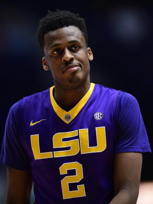 NCAA Basketball: SEC Tournament-Louisiana State vs Texas A&M