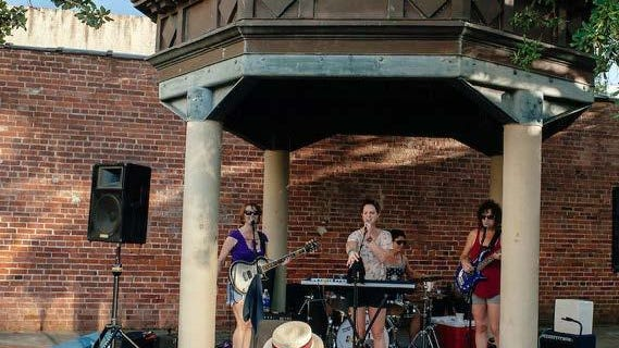 Parc de Lafayette has been in the spotlight a little more thanks to the Times of Acadiana Bandstand, which has brought live music to the parc during the 2nd Saturday ArtWalk since 2013.