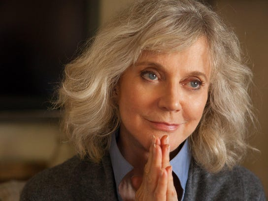 "Blythe Danner as Carol in a scene from ""I'll See You"