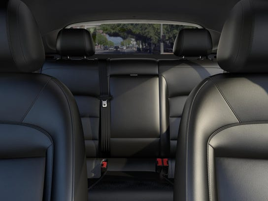 The 2017 Cruze Hatch offers 47.2 cubic feet of rear