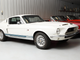 1968 Ford Shelby GT500KR.