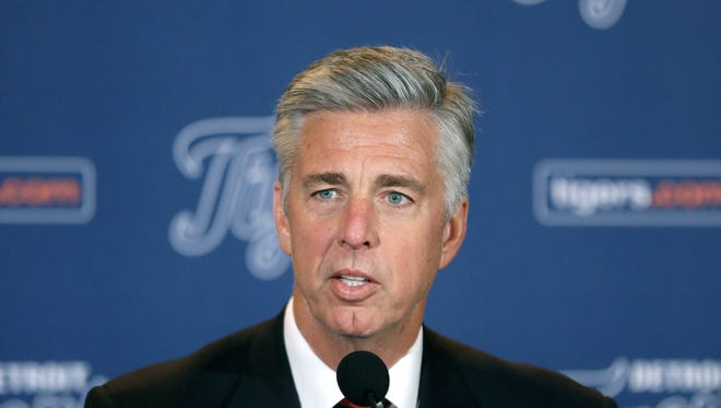 Dave Dombrowski, general manager of the Detroit Tigers.